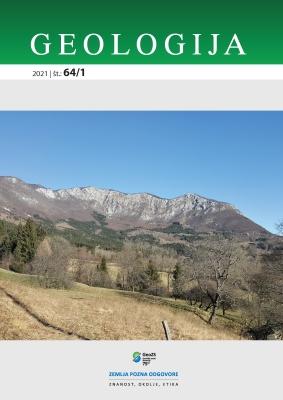 View GEOLOGIJA 64/1 (2021)